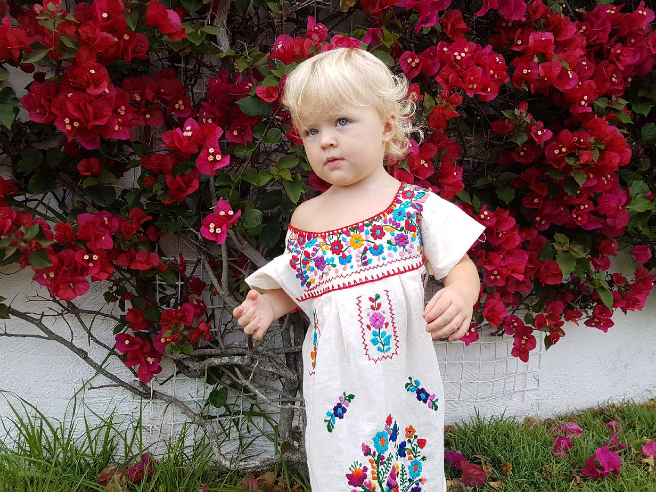 LITTLE ADALITA DRESS