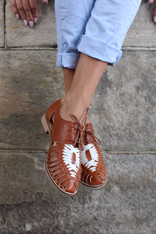 OAXACA LOAFER : TAN LEATHER