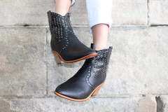 ***LILY BOOT - BLACK : PREORDER!! DELIVERY MID DEC