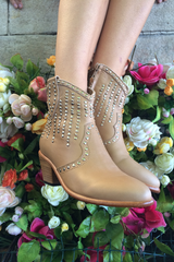 ***LILY BOOT - NATURAL : PREORDER!! DELIVERY LATE DECEMBER