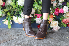 WOODSTOCK BOOT - CHOC