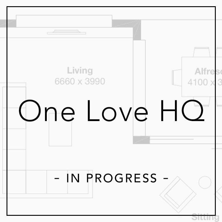 one love hq in progress