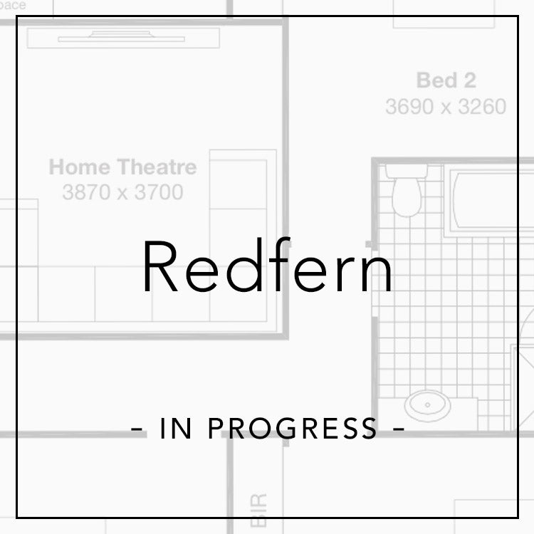 redfern in progress