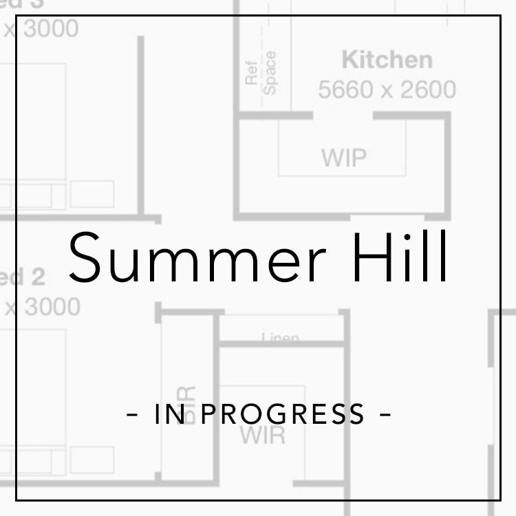 summer hill in progress