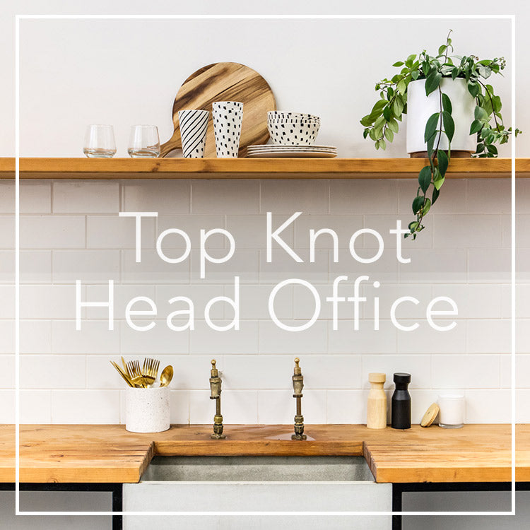 portfolio top knot head office