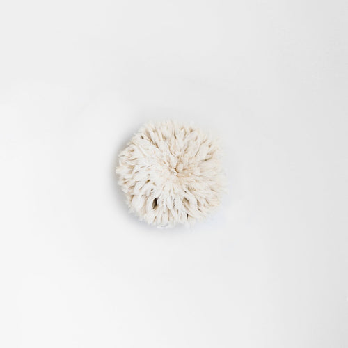 WHITE JUJU HAT - SMALL