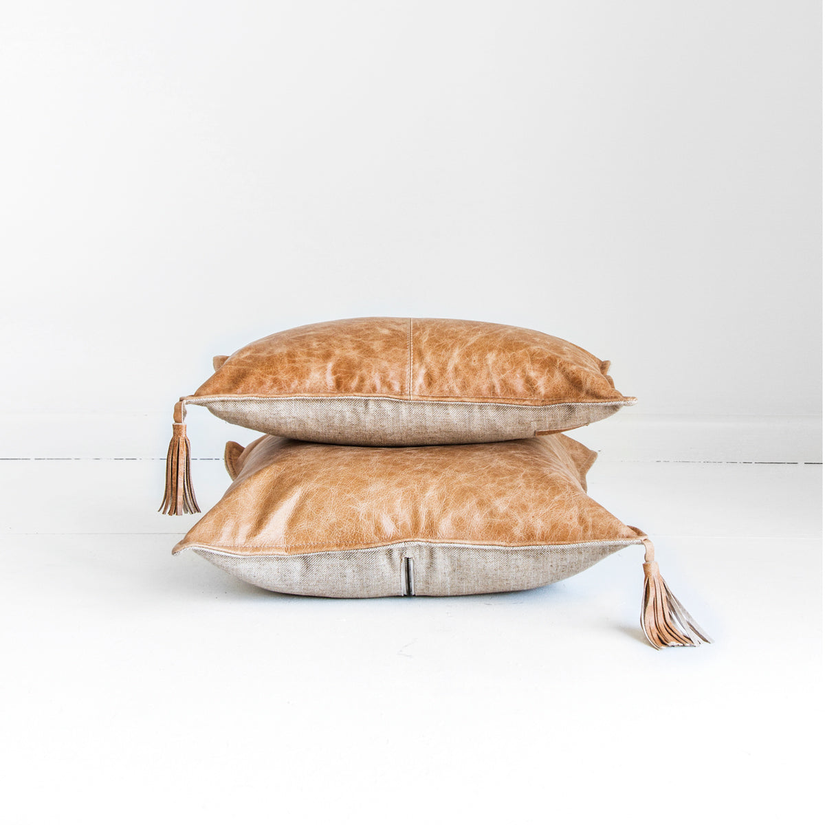 YOKO LEATHER CUSHION