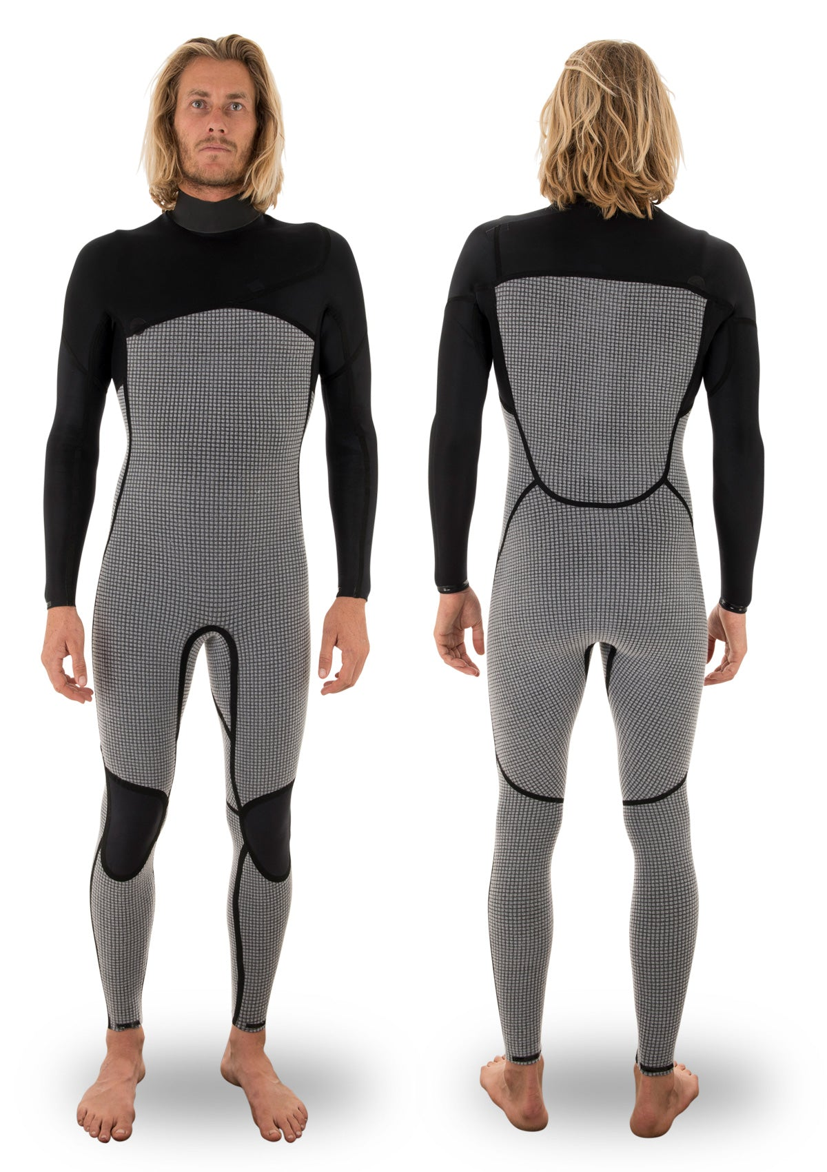 needessentials 4/3 liquid taped thermal wetsuit torren martyn surfing winter