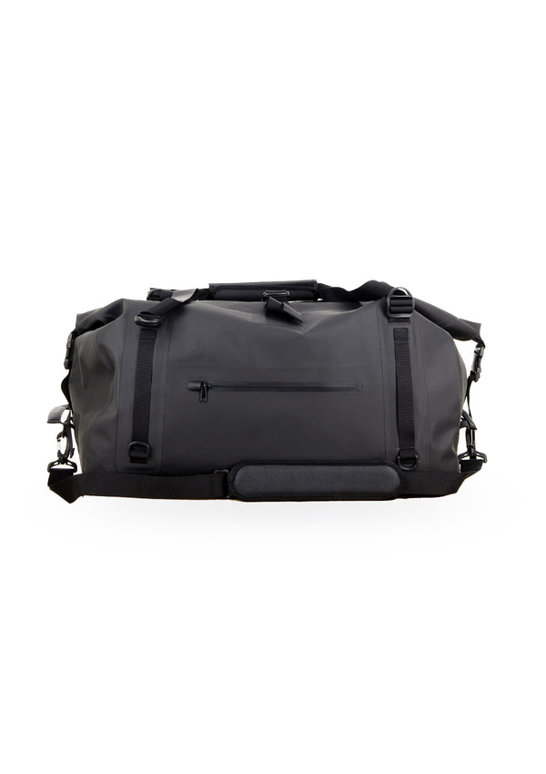 needessentials travel duffel bag surfing black non branded