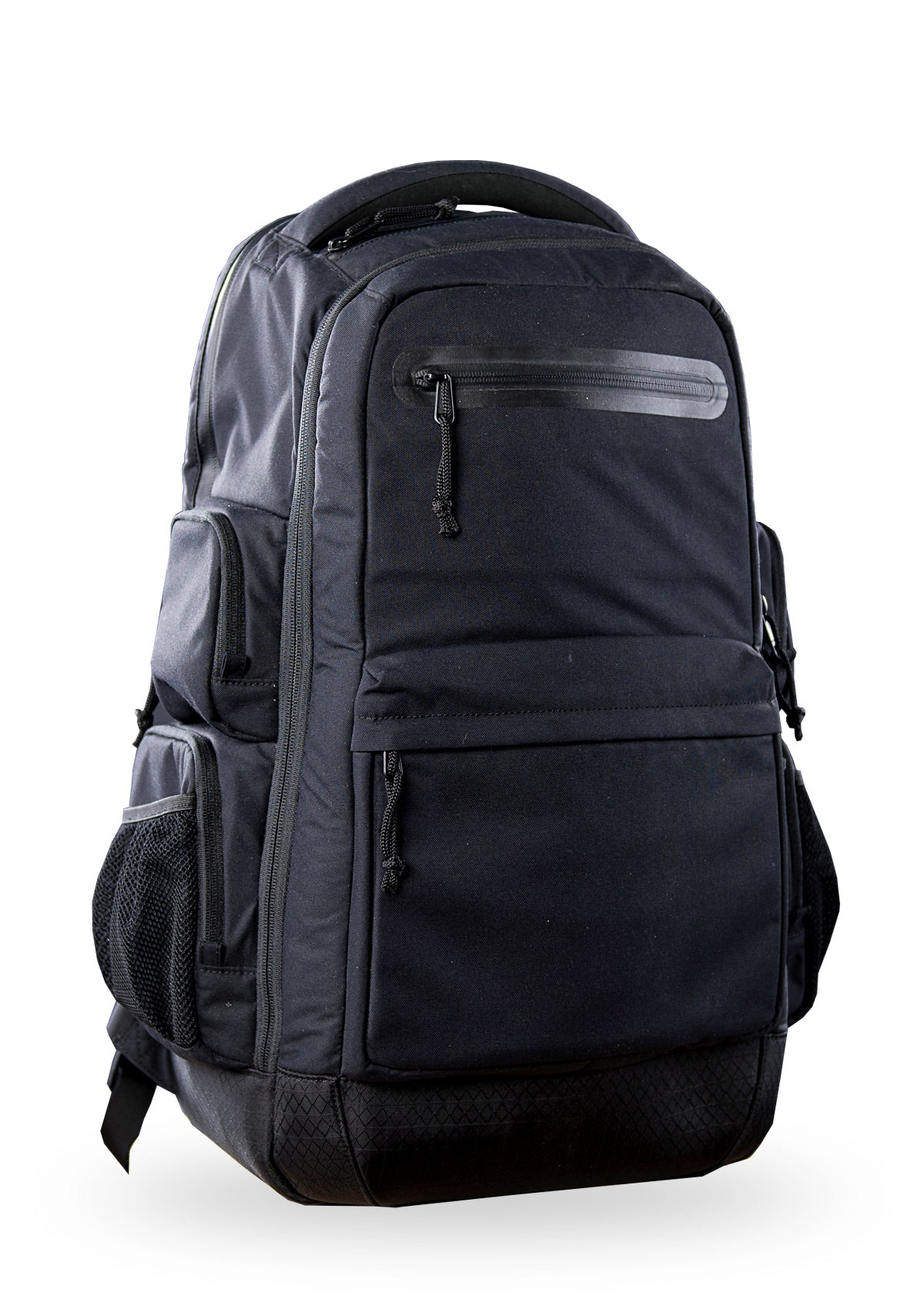 needessentials travel backpack surfing black non branded