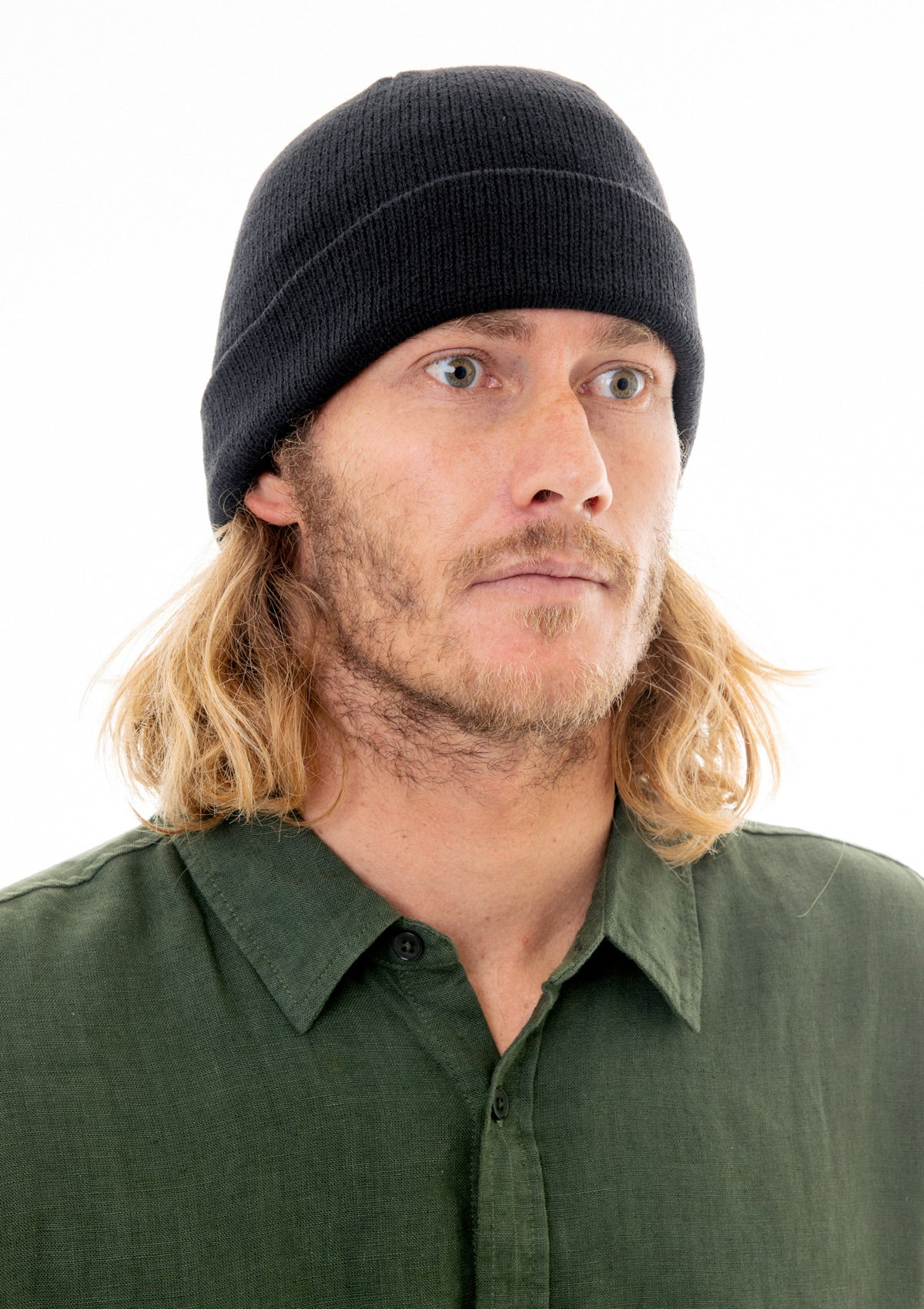 SeedMob Not-For-Profit Beanie - Black
