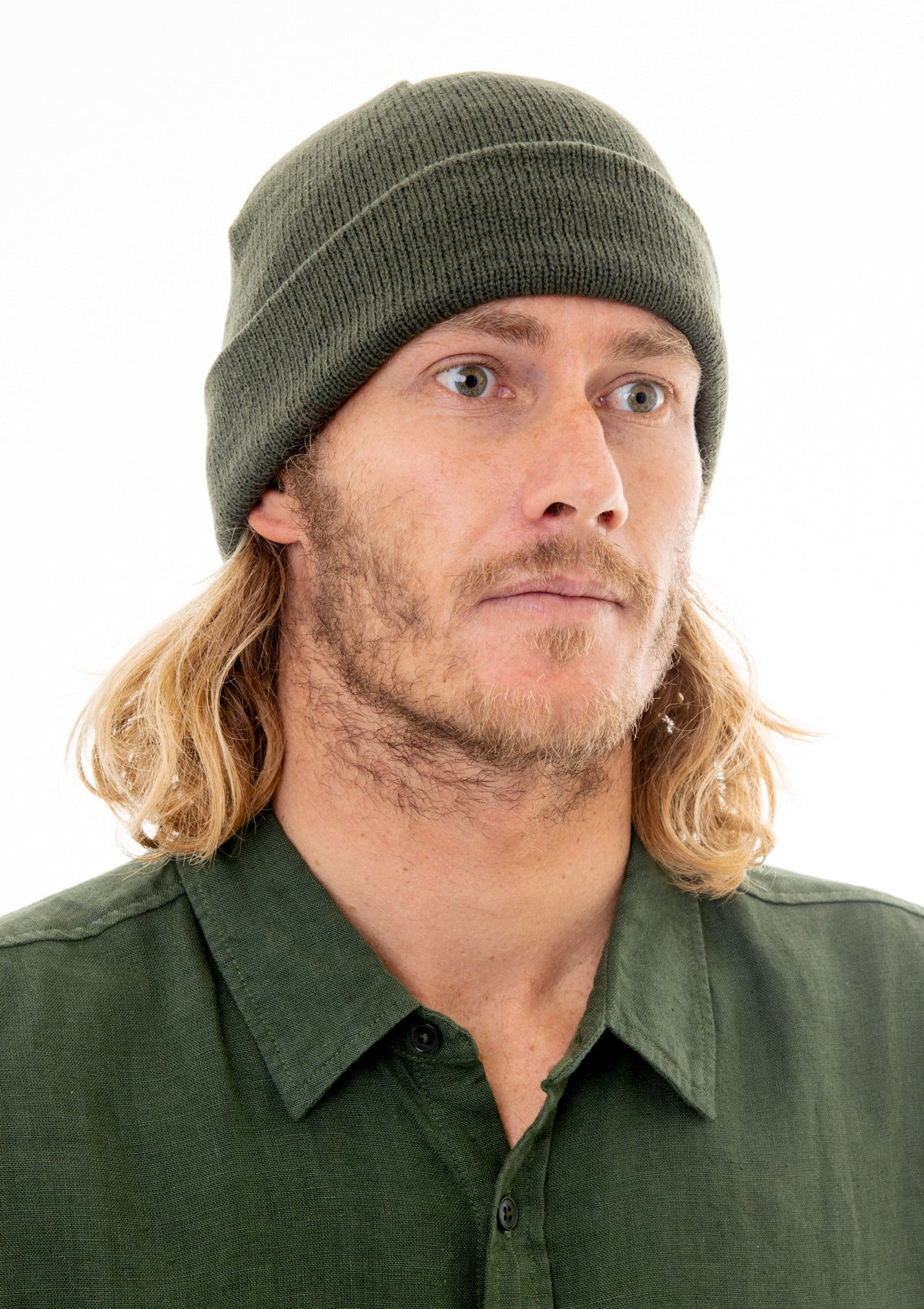 SeedMob Not-For-Profit Beanie - Olive