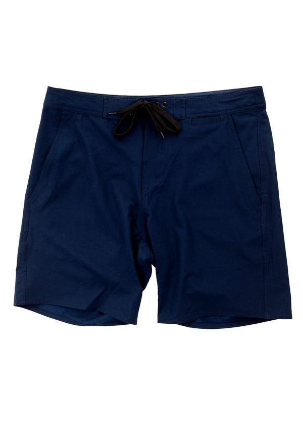 needessentials all-rounder mens surfing boardshorts non branded navy