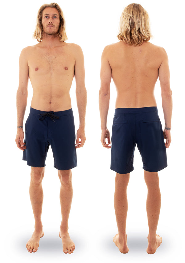 needessentials all-rounder mens surfing boardshorts non branded navy torren martyn