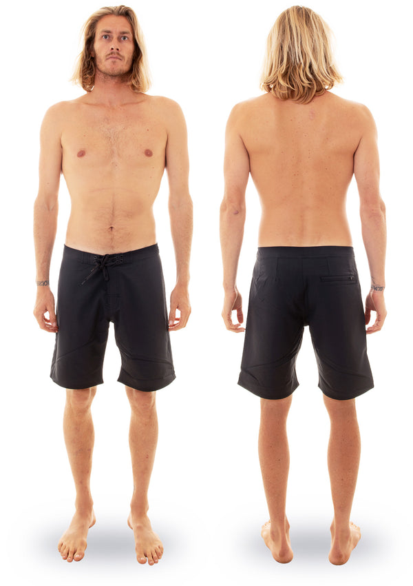 needessentials mens surfing boardshorts torren martyn non branded black