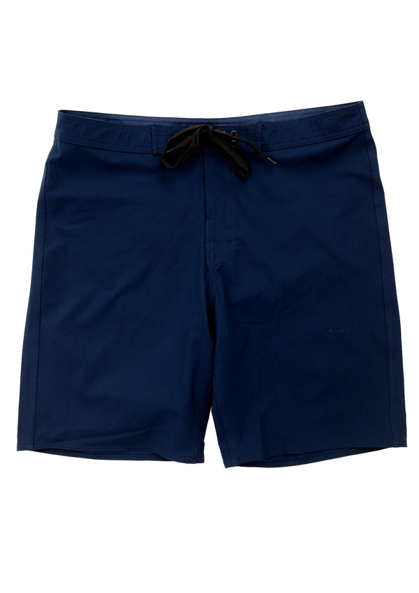 "needessentials 20"" mens surfing boardshorts non branded navy"