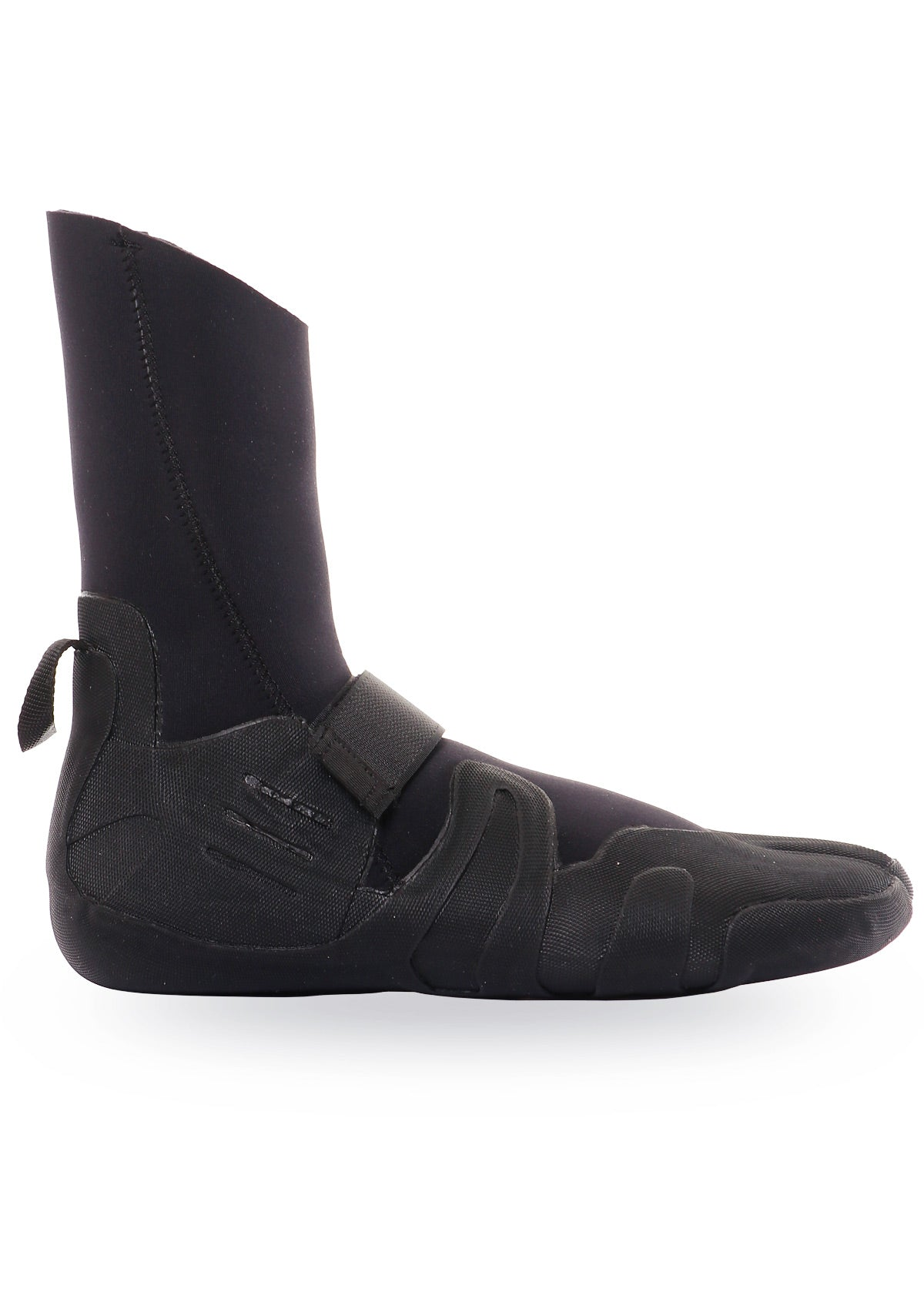 needessentials 4mm booties surfing black non branded
