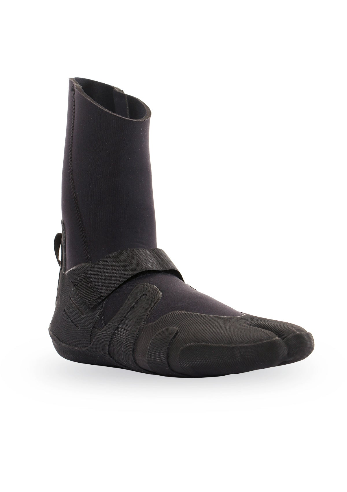 needessentials 4mm booties winter surfing black non branded coldwater