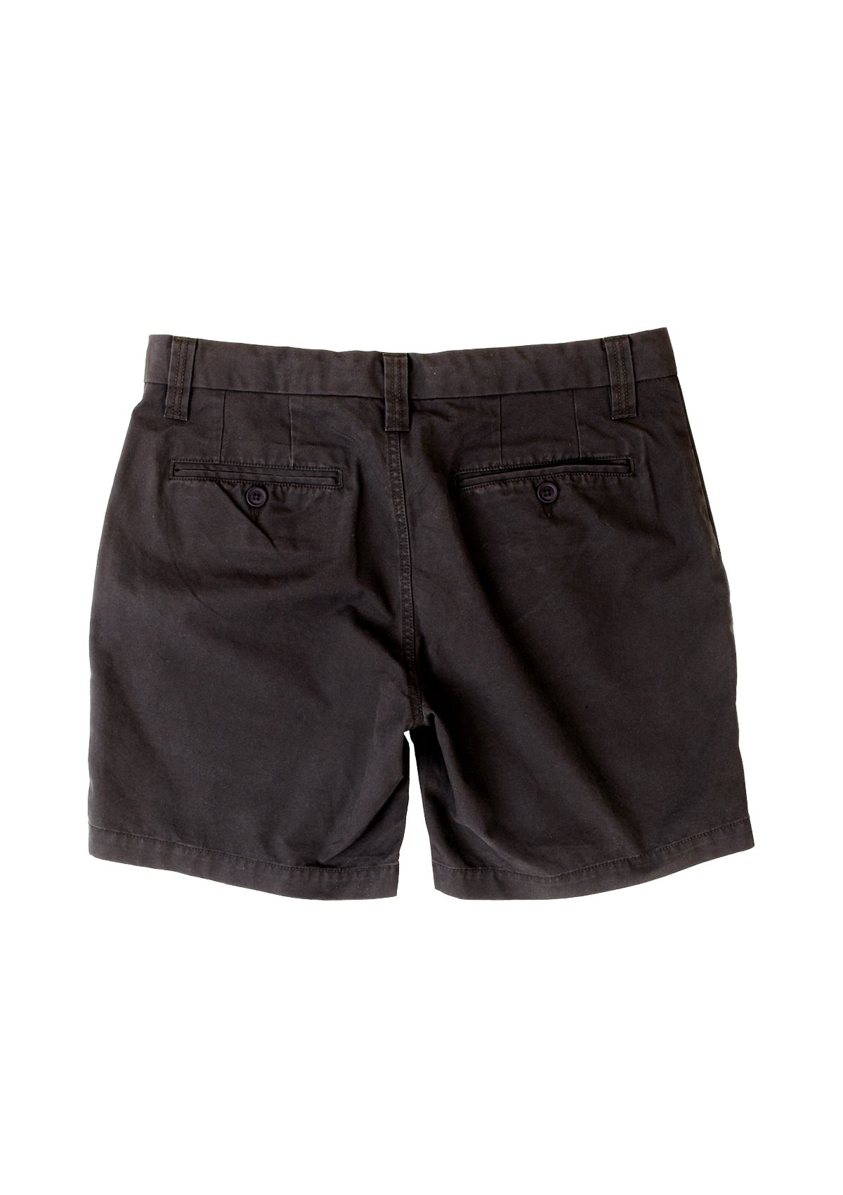 needessentials organic cotton walkshort black outdoor wear