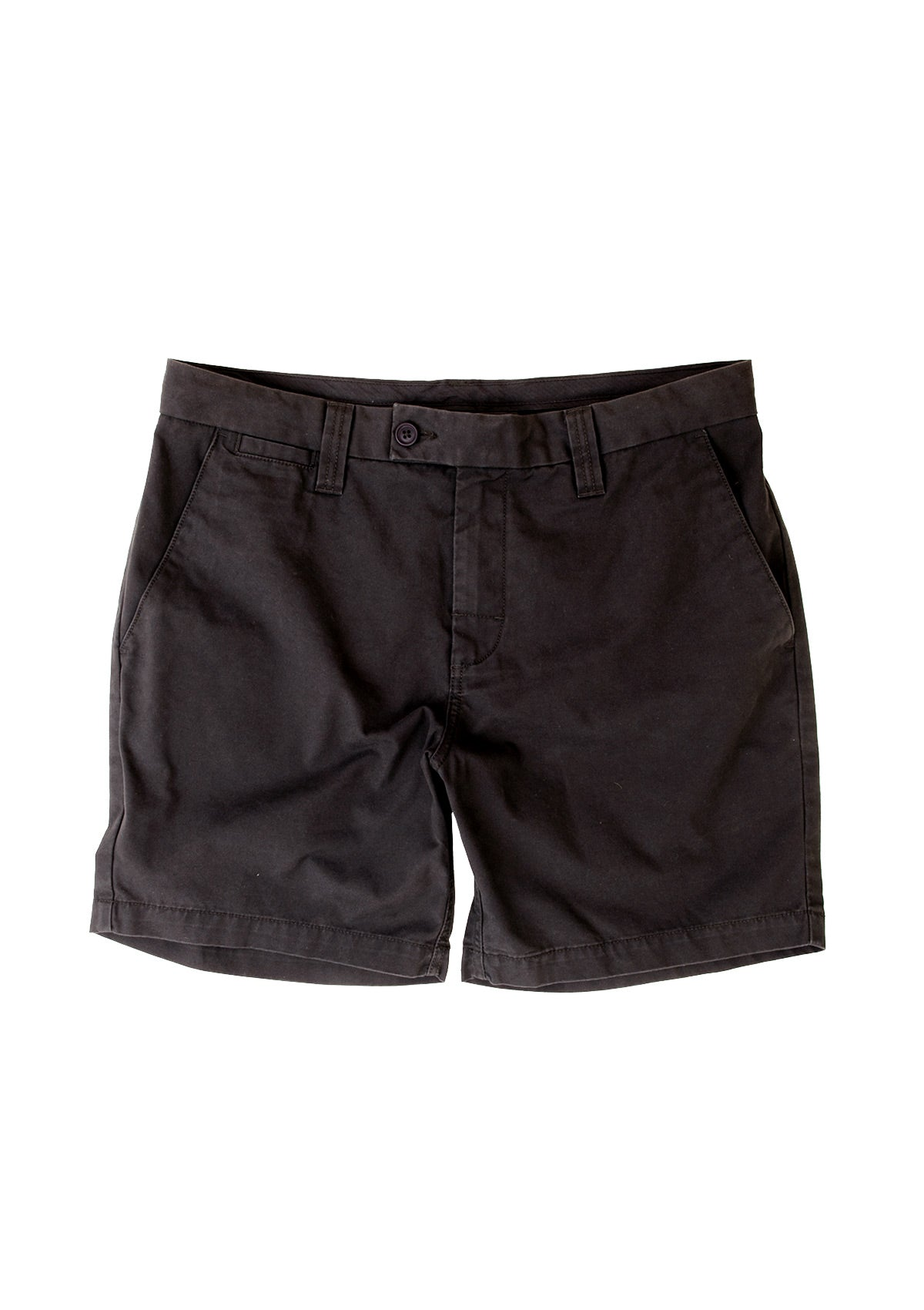 needessentials organic cotton walkshort black