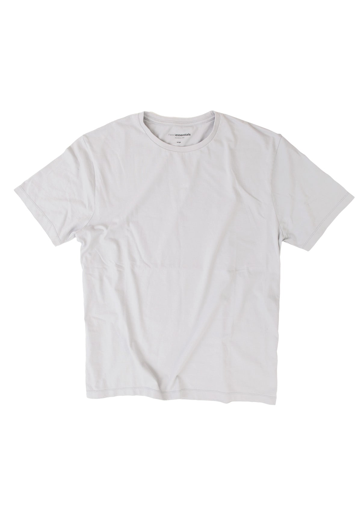 needessentials organic cotton plain t-shirt white