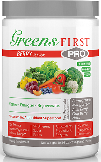 Greens First Berry PRO