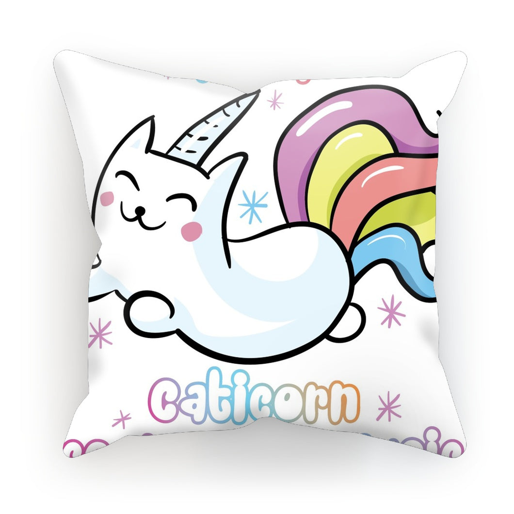 Caticorn Collection Cushion
