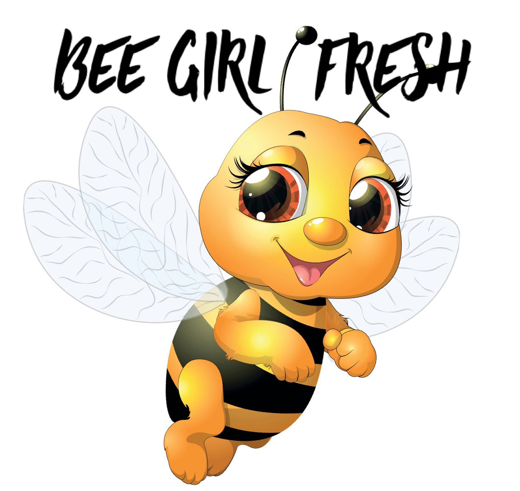 Bee Girl Fresh Single
