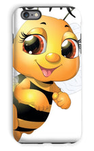 Bee Girl Fresh Collection  Phone Case