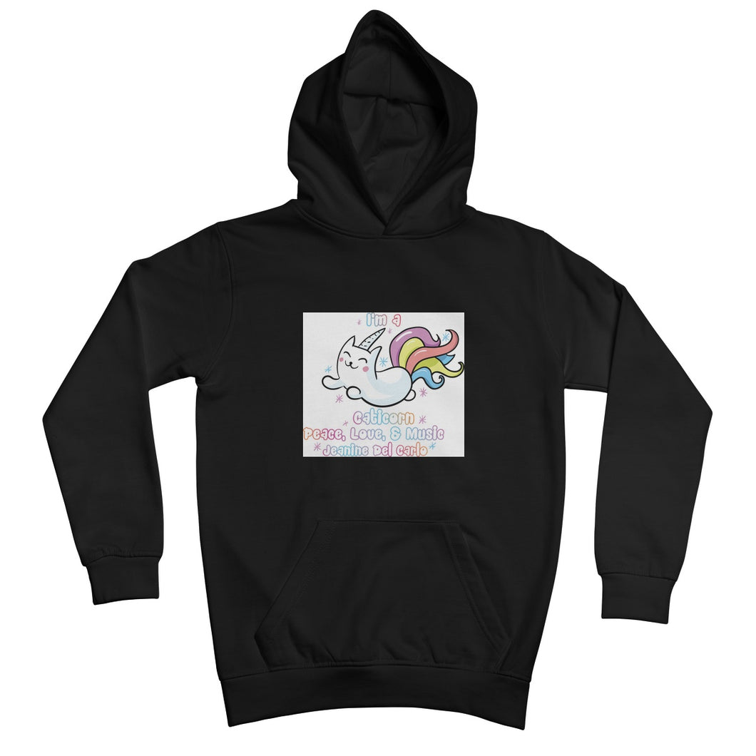 Caticorn Collection Kids Hoodie