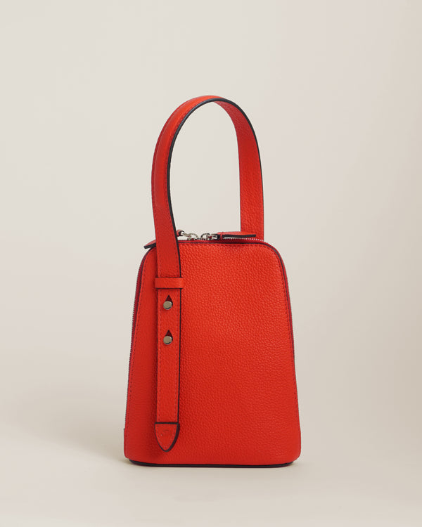 Ziggy Convertible Bag | Red