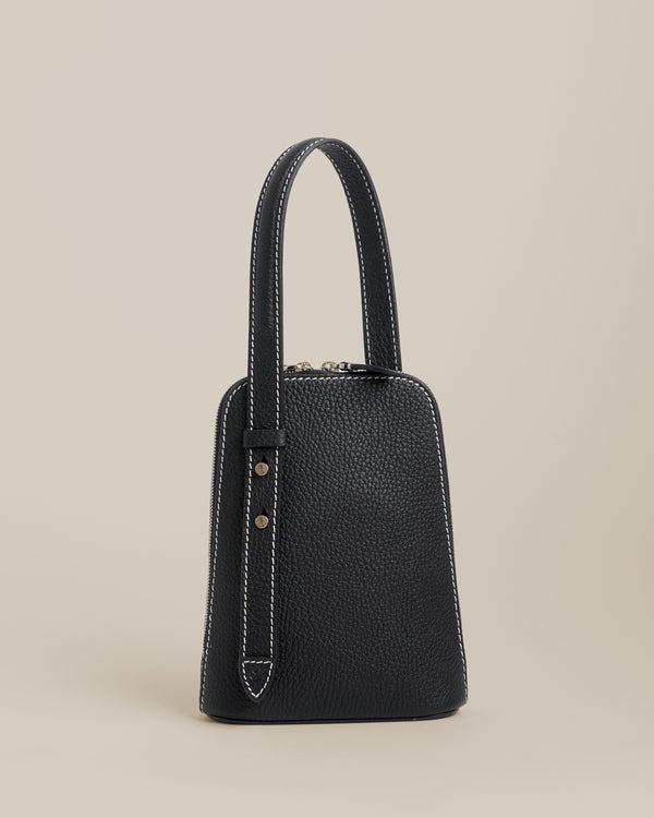 Ziggy Convertible Bag | Black