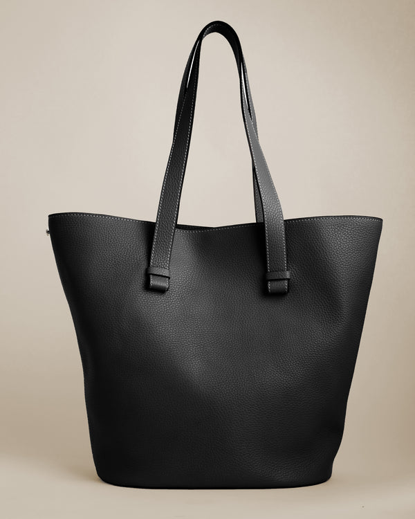 Joplin Tote Bag | Black