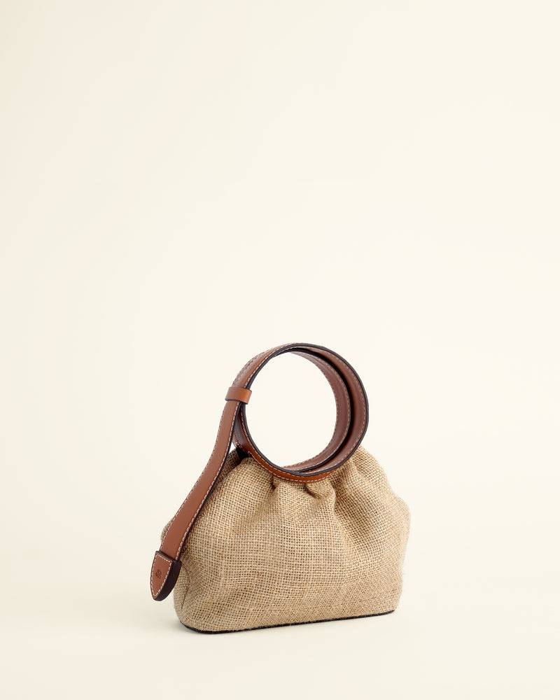 Marilyn Mini Bag | Jute & Coconut