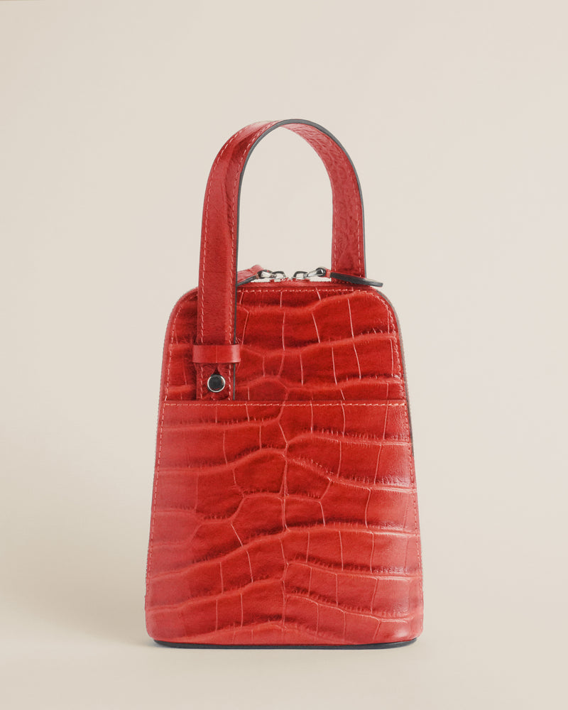 Ziggy | Red Croc