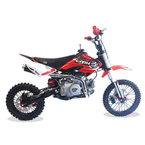 LMX MXC 125cc Off-Road Pit Bike