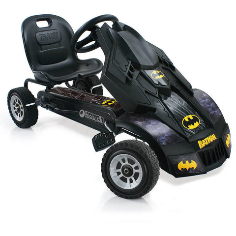 Batman Batmobile Kids Pedal Go Kart