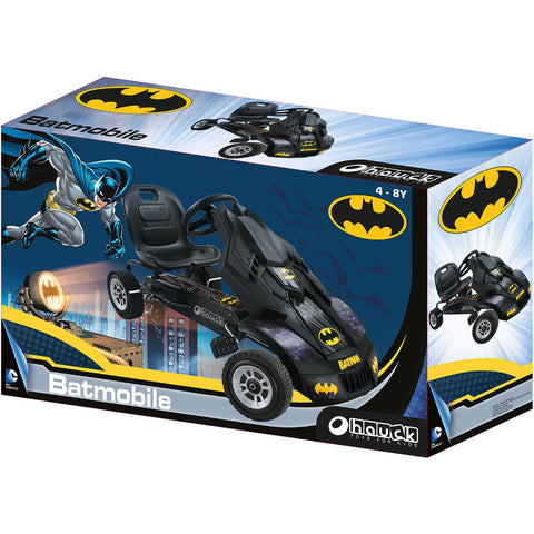 Batman Batmobile Kids Pedal Go Kart 3