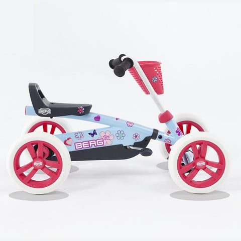 BERG Buzzy Kids Pedal Go-Kart - Bloom 3