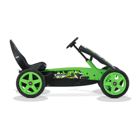 BERG Rally Force Kids Pedal Go-Kart 2