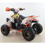 Hawkmoto 110cc Wasp Kids Quad Bike - Orange 2
