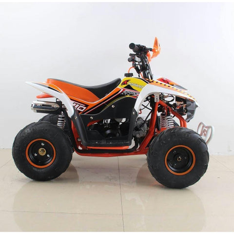 Hawkmoto 110cc Wasp Kids Quad Bike - Orange 3