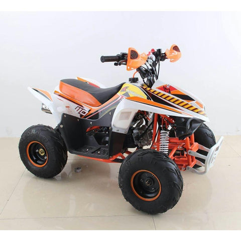 Hawkmoto 110cc Wasp Kids Quad Bike - Orange 4
