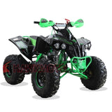 Hawkmoto Mega Raptor Kids 125cc Sports Quad Bike - Green