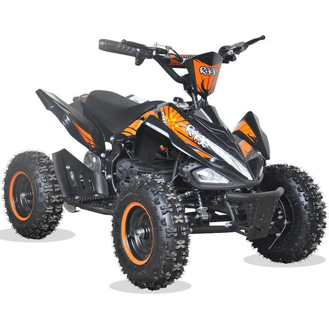 Rage Monster Extreme - 36v Electric Kids Quad Bike - Orange