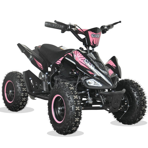 Rage Monster Extreme - 36v Electric Kids Quad Bike - Pink