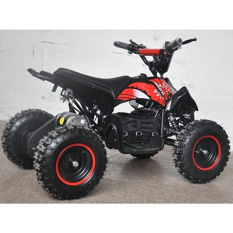 Rage Monster Extreme - 36v Electric Kids Quad Bike - Red 2