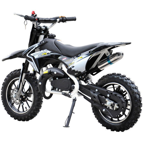 Renegade 50R Kids 49cc Petrol Mini Dirt Bike - White 2