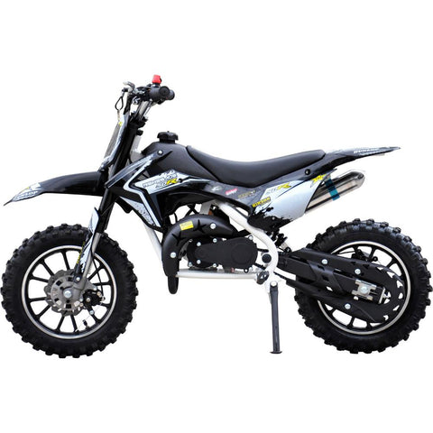 Renegade 50R Kids 49cc Petrol Mini Dirt Bike - White 3