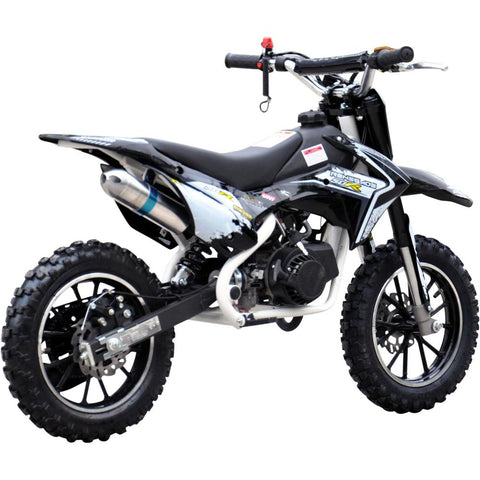 Renegade 50R Kids 49cc Petrol Mini Dirt Bike - White 4